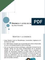 Dinámica y Leyes de Newton