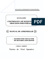 89000078 Mandos Por Contactor de Motores Asincronos-1