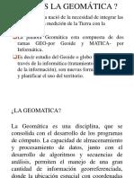 La GEOMATICA principios.ppt