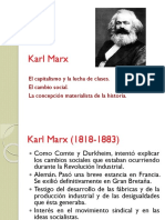Karl Marx - Clase 07