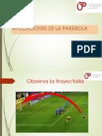 Aplicaciones de La Parabola