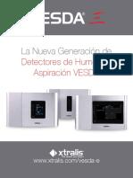 27481 02 Vesda-E Product Brochure US Spanish Lores