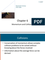 Momentum and Collisions science