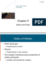 Solids and Fluids science