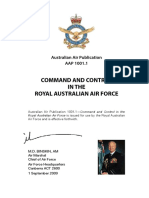 2. Command and Control in the Royal Australian Air Force