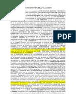 Acuerdo de Pago Caso Senderos vs Constructora (1) Nov 16 2018