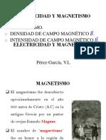Densidad de Campo Magnético