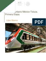 Tren Interurbano México-Toluca. 1a Etapa