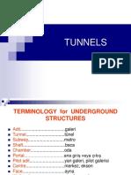 Tunnels Gggg