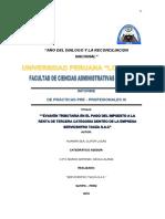Informe Practicas III - Clifor