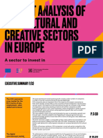 Market 20Analysis 20of 20the 20Cultural 20and 20Creative 20Sectors 20in 20Europe
