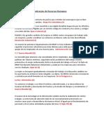 ADMINISTRACION DE RECURSOS HUMANOS - API 1