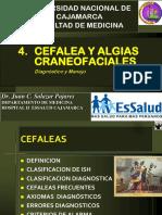4 Cefalea Algias Craneofaciales 2018