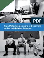 Guia Metodologica Para El Desarrollo de Habilidades Sociales