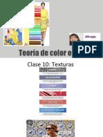 Fashion Color Clase 10