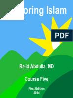 Exploring Islam-Course 5