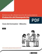 2. Guía Del Formador_Rúbricas
