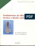 Fundamentos del dibujo tecnico