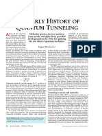The Early History of Quantum Tunneling - Merzbacher - Phys Today 2002-08