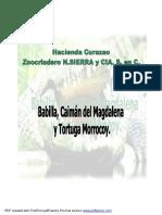 Zoocriadero N Sierra