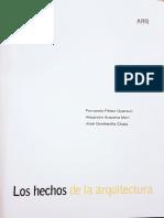 Fernando Perez - Los Hechos de La Arquitectura