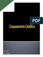 Craqueamento Catalítico