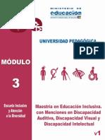 1 Texto Académico 4semana 3módulo Maestría Inclusiva