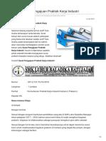 Contoh Surat Pengajuan Praktek Kerja Industri