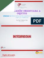 Unidad 1 - S0 - POO - Introduccion