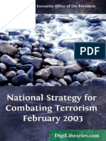 National Strategy for Combating Terrorism February 2003
