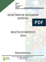 Boletin Estadistico 2016 (1)