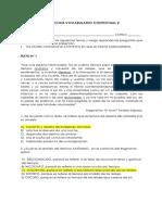 PPT Vocabulario Contextual