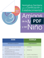 Educacion Prenatal 2019