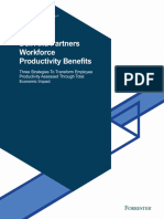 Dell and Workforce Productivity Benefits