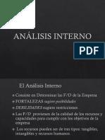 03 Analisis Interno-Cadena de Valor