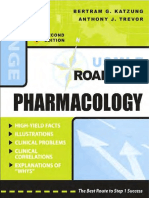 USMLE Road Map - Pharmacology McGraw-Hill 2005