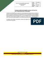 Licitación LP-003-2017 - Pliego de Condiciones