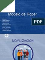 Movilización y...