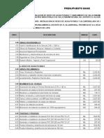 Carta de Presentación - Modelo