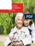AARP Idaho Caregivers Guide