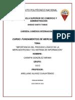 Imp.del.Proc.lóg.de.la.Mercadotecnia y Su Sist.de.Inf_Carapia Gonzalez Miriam