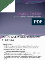 5b (Digital System) Logic Gates & Boolean Expression.ppt