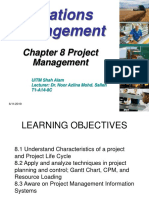 Chapter 8 Project Management.ppt