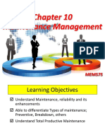 Chapter 10 Maintenance Management.ppt