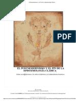 El Postmodernismo Y El Fin De La Epistemología Clásica.pdf