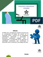 Inducción Instructores Virtuales - Yanelys Silva