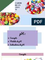 pH como Indicador de Calidad de Un Medicamento y Alimento