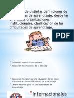 Abordaje de distintas definiciones de dificultades de aprendizaje.pptx