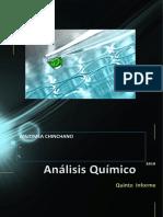 LABORATORIO 5 DE ANALSIS QUIMICO FIGMM-UNI