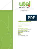 P_ Guía Primer Examen Parcial Impuestos Internacionales